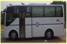 18 Seater Bus on Rent