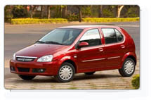 Tata Indica on Rent