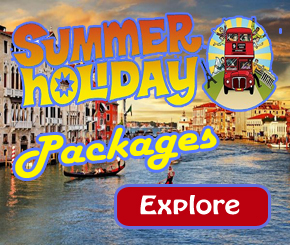 Summar Vacation Tour Package