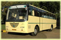 35 Seater Bus on Rent