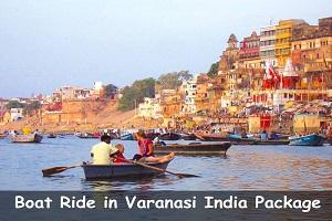 Boat Ride Varanasi India