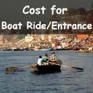 Boat Ride Tariff