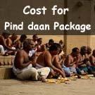 Pind Daan Cost