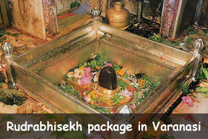 Rudhraabhishek in varanasi india